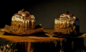 Trio cake