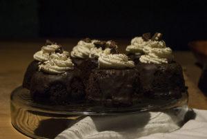 muffins cu ciocolata si menta