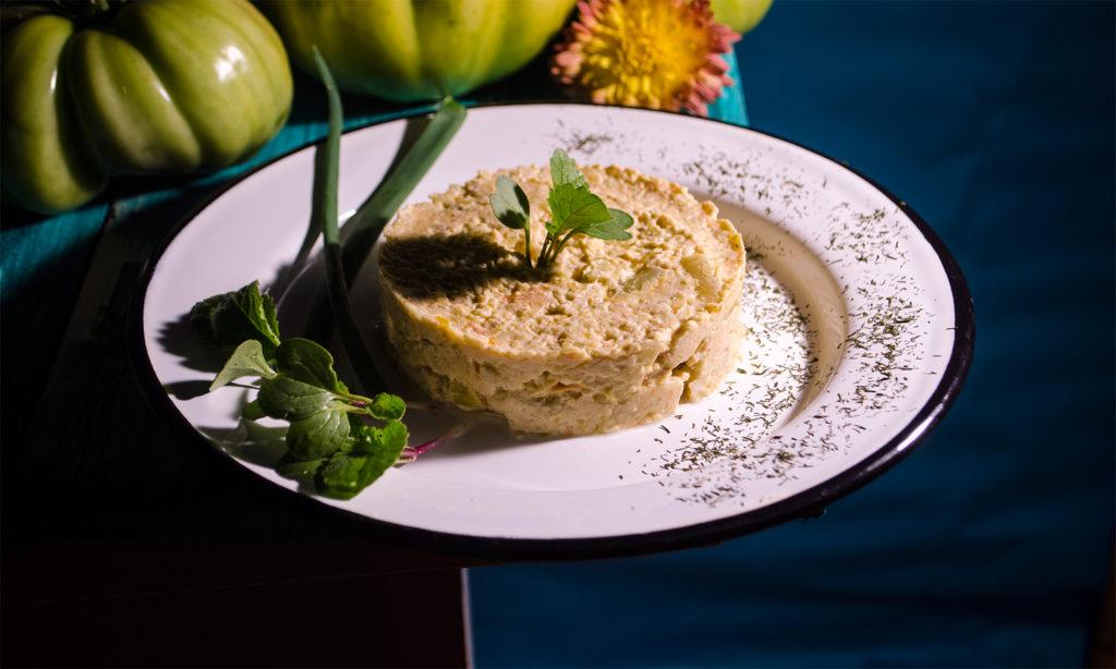 salata gogonele